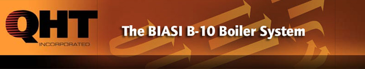QHT BIASI B-10 OIL BOILER SYSTEMS