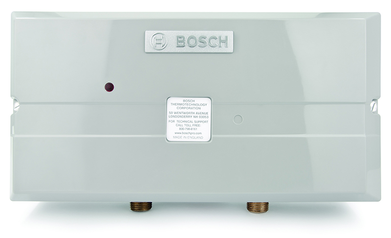 Bosch Tronic 3000C Point-of-Use Under-Sink Electric Tankless Water Heater