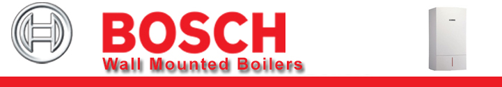 Bosch Greenstar Wall Mounted Boilers
