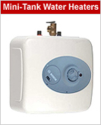 Mini-Tank Water Heaters