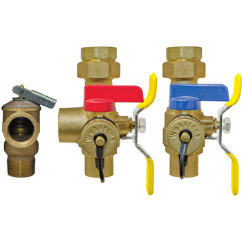 Webstone Isolator EXP / Bosch Combi Boiler Valves