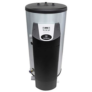 Westinghouse 50 Gallon WGR050NG076 Highly Efficient Stainless Steel Natural Gas Water Heater
