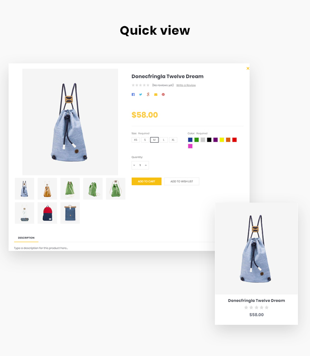 Pi Bags Responsive Bigcommerce Theme