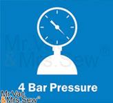 4 Bar Pressure