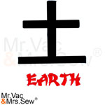 Asian Symbols - Earth
