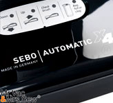 The Sebo Automatic X-4 Onyx