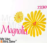 The Janome Magnolia 7330 Computerized Sewing Machine