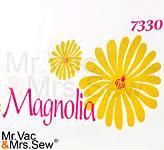 The Janome Magnolia 7330 Computerized Sewing Machine