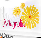 The Janome Magnolia 7318 Sewing Machine