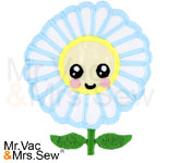 Meet the Flowers Appliqué- Daisy